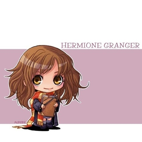 Harry Potter Mini Mangas | D_sign | Scoop.it