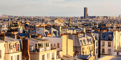 200 ans d'urbanisation de Paris en 54 secondes – vidéo | New York et Paris - Capitales. | Scoop.it
