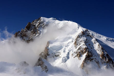 in2white - MontBlanc Largest panoramic image | A bit of everything... | Scoop.it