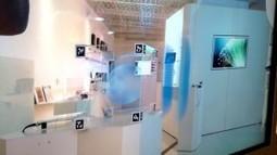 Antenne virtuelle au CEA Grenoble | Cabinet de curiosités numériques | Scoop.it