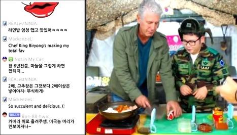 @Bourdain  Episode 1: Surrendering to #Seoul | ALBERTO CORRERA - QUADRI E DIRIGENTI TURISMO IN ITALIA | Scoop.it