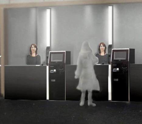 Apre le porte (automatiche) il primo Robot hotel | Accoglienza turistica | Scoop.it