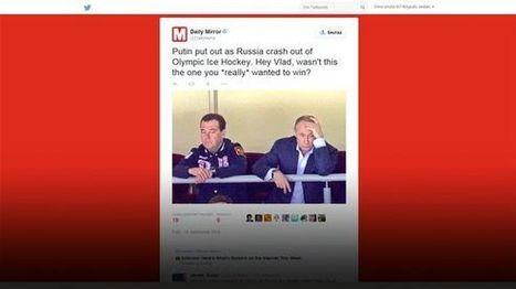 Mököttävä Putin ja muita muunneltuja totuuksia – tunnistatko huijauksen? | Lukutaidot oppimisen taitoina | Scoop.it