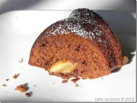 Cake Duchess: Gingerbread Apple Bundt Cake- #BundtaMonth | Food and Soul | Scoop.it