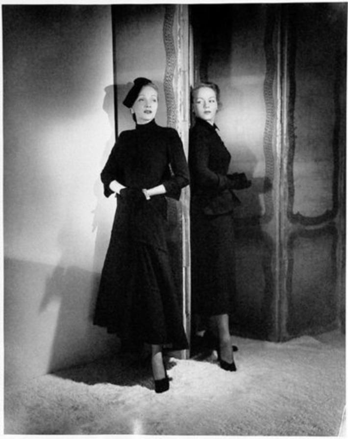 Marlene Dietrich and daughter | Herstory | Scoop.it