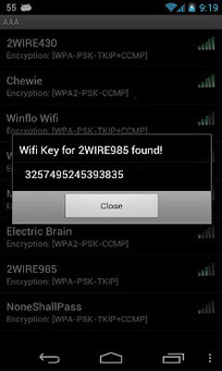 WiFi Hacker (BEST VERSION) v2.2.14667 APK Free Download | android cell phones | Scoop.it