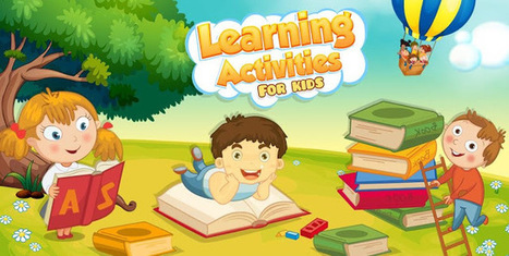 Newest Addition to the Educational Fun Games for Toddlers by Gameiva | Edtech PK-12 | Scoop.it
