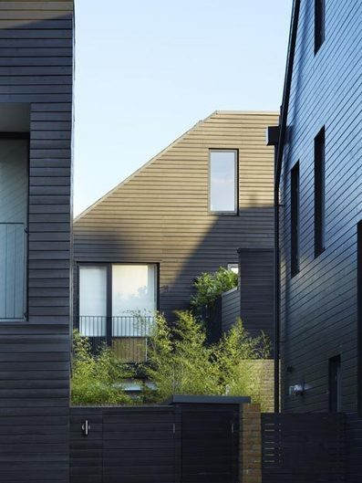 Sustainable Development: South Chase housing by Alison Brooks Architects | sustainable architecture | Scoop.it