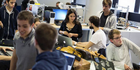 La créativité, nouveau credo des grandes écoles | SEN360.FR | MOOC & EDUCATION | Scoop.it