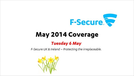 May Coverage (6th) | F-Secure Coverage (UK) | Scoop.it
