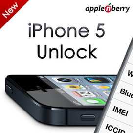 iPhone 5 Unlock Available For $50 - Apple N Berry Starts Selling iPhone 5 Unlock - Geeky Apple - The new iPad 3, iPhone iOS6 Jailbreaking and Unlocking Guides | Apple News - From competitors to owners | Scoop.it