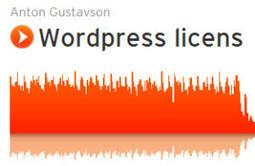"Svar till Gustavson's ""WordPress licens"" – DDB302 Blogg   DDB302   Scoop.it"