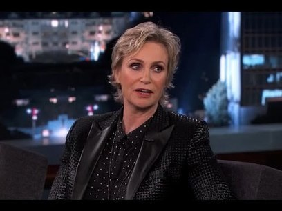 Jane Lynch on Jimmy Kimmel Live PART 1 | Money | Scoop.it