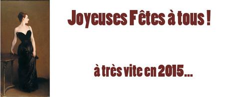Joyeuses Fêtes à tous ! | L'actu culturelle | Scoop.it