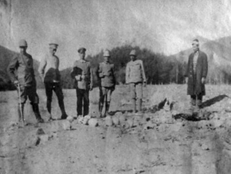 Photograph links Germans to 1915 Armenia genocide | European History 1914-1955 | Scoop.it
