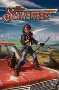 Author visit?  The Scavengers - Michael Perry - Hardcover | New Books in the LMC Fall 2014 | Scoop.it