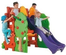 ECR4Kids Tree House Climbing Structure   Climbing toys   Best Climbing Toys For Toddlers 2014   Scoop.it