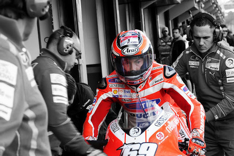 NICKY HAYDEN - EYE OF THE TIGER | Vintage Motorbikes | Scoop.it