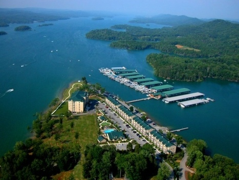 Waterside at Norris Lake - Tennessee | graphic installation | Scoop.it