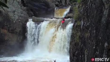 A total rush as Tassie whitewater clips make global waves | Whitewater Kayaking | Scoop.it