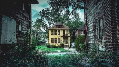 10 Instagram accounts for people who love abandoned places | Abandoned Houses | Scoop.it