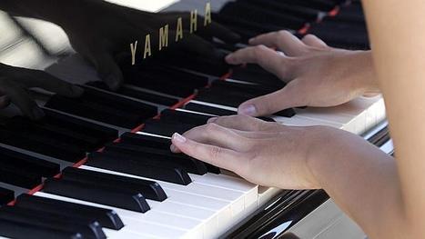 Afinar un piano provoca cambios estructurales momentáneos en el cerebro | Música en el aula | Scoop.it