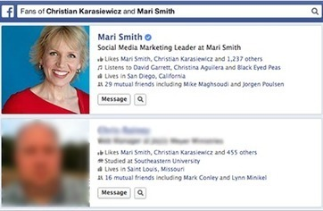 17 Ways Marketers Can Leverage Facebook Graph Search | | Curation Inbound Marketing | Scoop.it