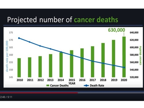 Cancer Incidence and Mortality Through 2020 | Co-creation in health | Scoop.it