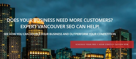 Vancouver SEO Expert & Digital Marketing Consultant | gerogeman25 | Scoop.it
