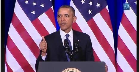 NSA : les annonces de Barack Obama | Surveillance massive du net | Scoop.it