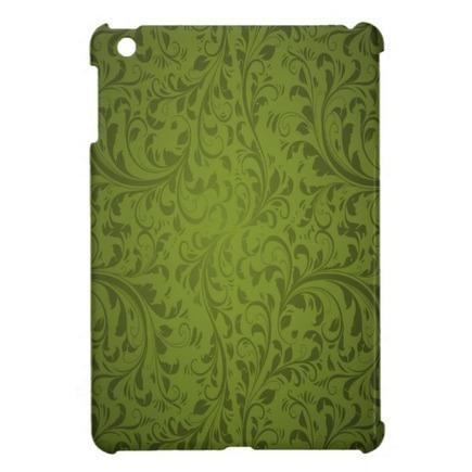 Luxury dark green ipad mini case   Adriane Designs   Scoop.it