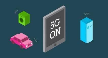 Olhar Digital: 5G será até 1.000 vezes melhor que 4G, aposta pesquisador britânico   Factory   Scoop.it