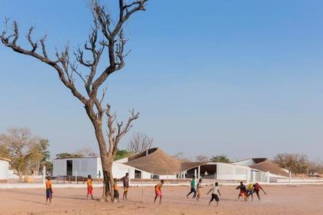 Centro de artes THREAD en Senegal por Toshiko Mori Arquitecta | METALOCUS | Architecture, design & algorithms | Scoop.it