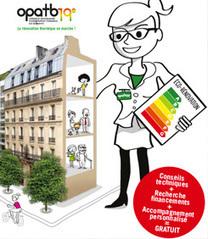 LesEnR - OPATB 19 : Paris lance le plus grand programme de rénovation thermique de logements privés | Le Grand Paris | Scoop.it