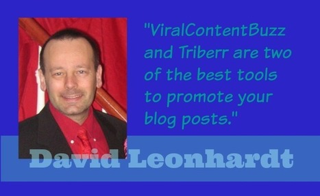 More ways to promote your blog posts | Social Media | Scoop.it