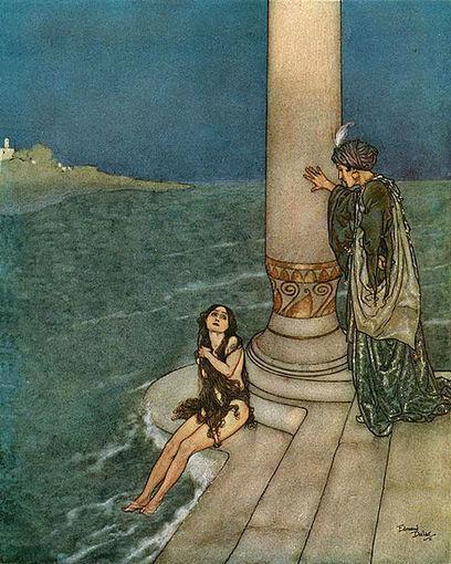 HANS CHRISTIAN ANDERSEN AND THE LITTLE MERMAID | History Curiosity | Scoop.it