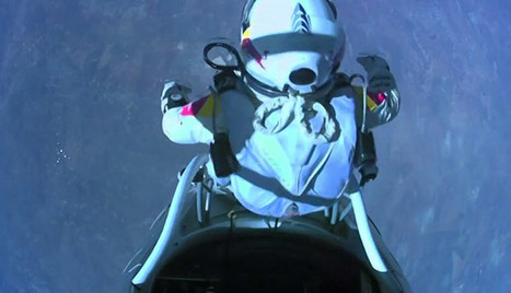 Final Numbers Are In: Space Jump Breaks YouTube Record | Quite Interesting Stats and Facts | Scoop.it
