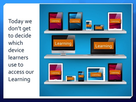 Global Tablet Shipments on Track to Surpass Total PC Shipments by 2015 [#mLearning] | M-learning, E-Learning, and Technical Communications | Scoop.it