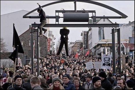 Iceland Recovering Fastest In Europe After Jailing Bankers Instead Of Bailing Them Out | Criminology and Economic Theory | Scoop.it