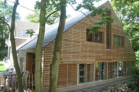 Hoeve Nooitgedacht / Architectenbureau di't | Idées d'Architecture | Scoop.it
