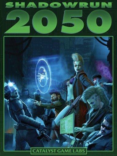 Shadowrun 2050 : la couverture | Jeux de Rôle | Scoop.it