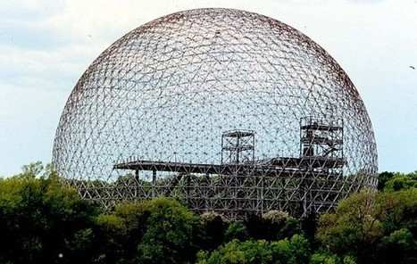 Spheres Of Influence: Rotund Structures Inspired By The Geodesic Dome | Spheres | Scoop.it