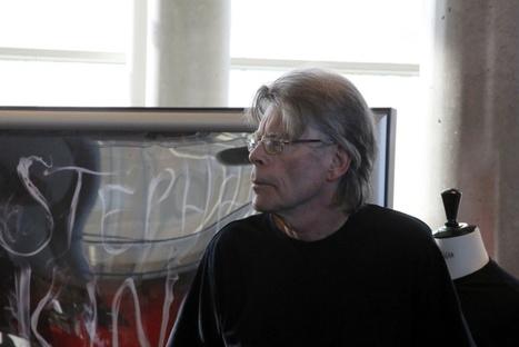 Stephen King, maître de l'horreur, cogne! | Buzz Actu - Le Blog Info de PetitBuzz .com | Scoop.it