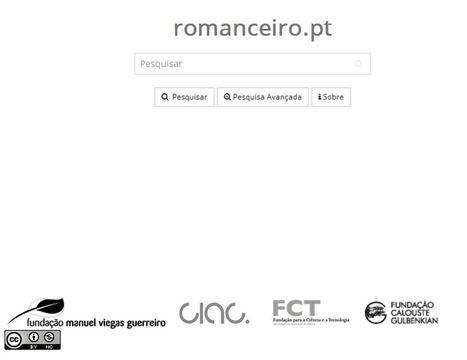 romanceiro.pt   Viagem das letras   Scoop.it