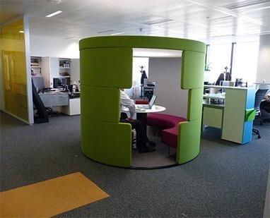 Le « Flex Office » : la réponse de Bouygues Télécom à la montée du travail collaboratif   RéSolutions - Le Blog qui répond aux questions immobilières des entreprises   la transfo par la collaboration   Scoop.it