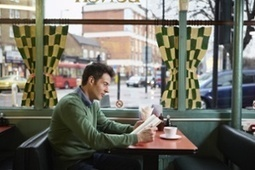 Coffee shops around the world to exchange coffee for poetry... | Coffee News | Scoop.it
