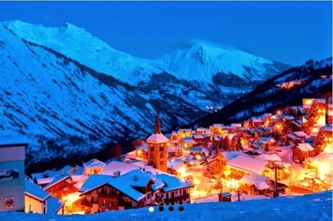 Affordable Accommodation - Make the Three Valleys France Skiing Holidays Twice Memorable | Finance Insurance | Scoop.it