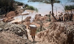 Children as young as seven mining cobalt used in smartphones, says Amnesty | GMOs & FOOD, WATER & SOIL MATTERS | Scoop.it