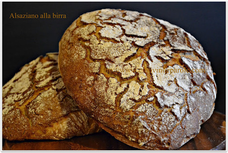 CIBO VINO E PAROLE ...: Pane Alsaziano alla birra – Alsatian beer bread | FOOD BLOG | Scoop.it