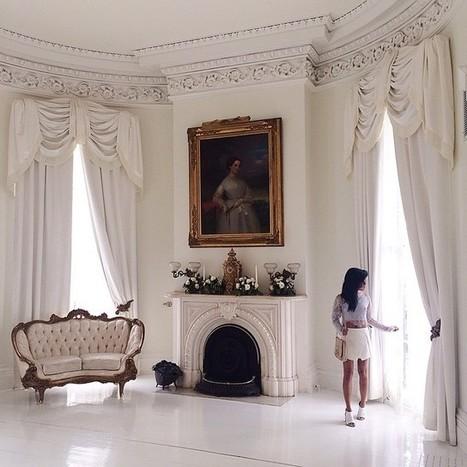 decorista daydreams ( I woke up like this. | Photo by @grantlegan...) | GirlyGlamHome | Scoop.it